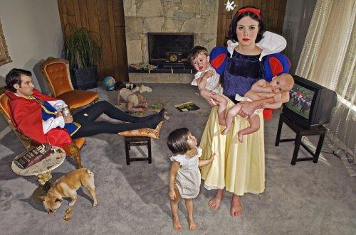 Реальная жизнь диснеевских принцесс