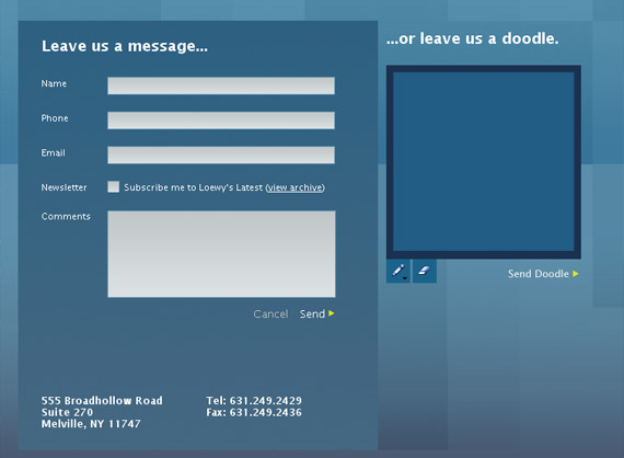 loewy-design-inspiring-creative-contact-form