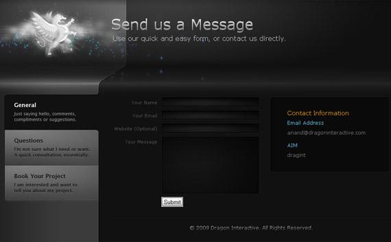dragon-interactive-inspiring-creative-contact-form