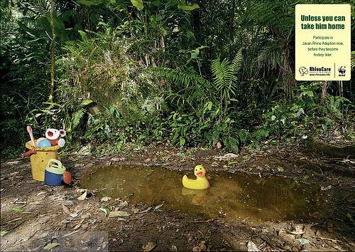 priroda  Фотопост: рекламная кампания WWF (часть 5)