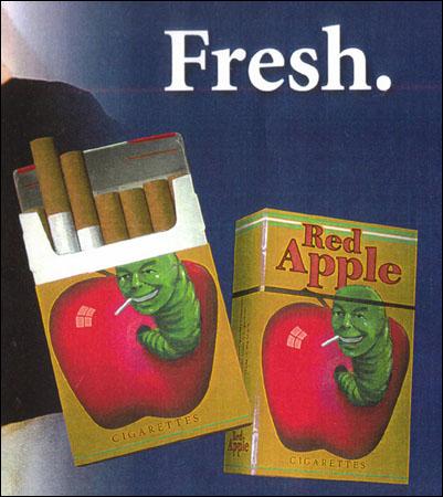 interesnyie faktyi  Вымышленные кино сигареты