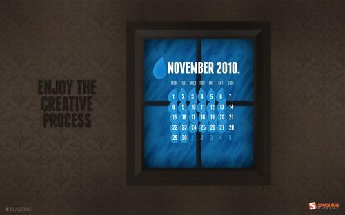 grafika i dizayn  Обои для рабочего стола: ноябрь 2010