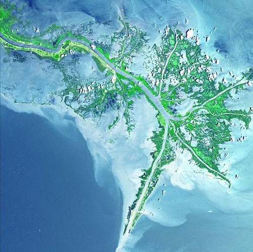 foto  Фото Земли со спутника