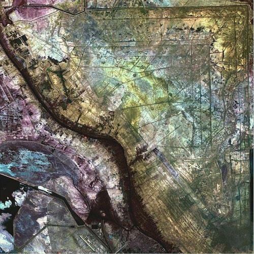 Ирака спутниковые фотографии