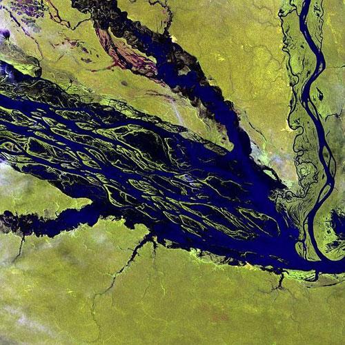 Jau - Бразилия спутниковое фото