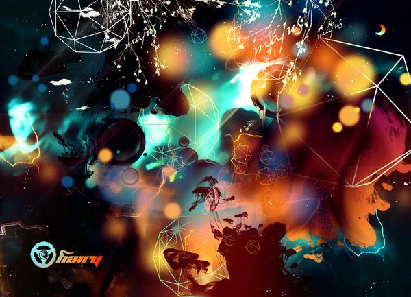 grafika i dizayn  Вдохновляющие образцы клубных флаеров