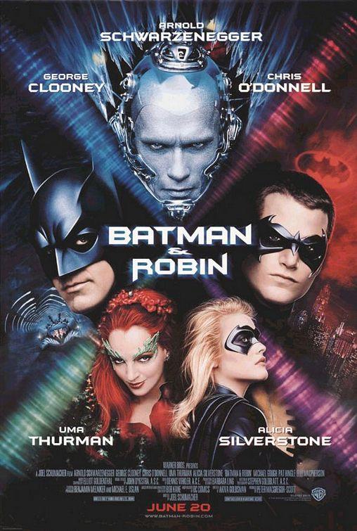iskusstvo  Эволюция постеров к фильмам про Бэтмена