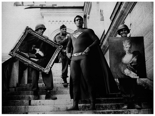 foto  Супергерои и злодеи, вошедшие в фото историю