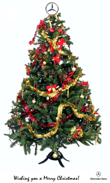 Рождество 12 объявлений