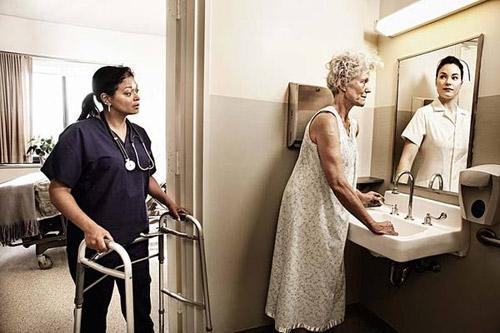 Счастье воспоминаний. Рекламная кампания препарата от болезни Альцгеймера
