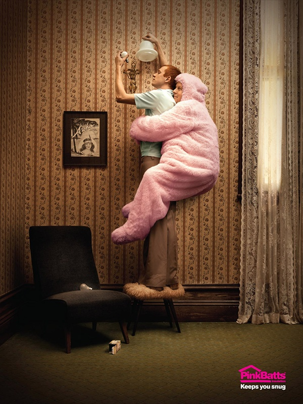 reklama 2  Креативные рекламные принты: №5