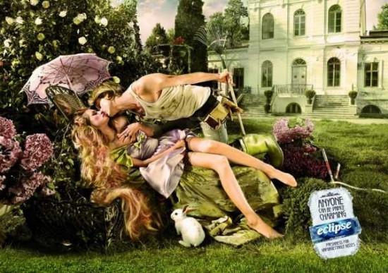reklama 2  Креативная реклама жевательной резинки