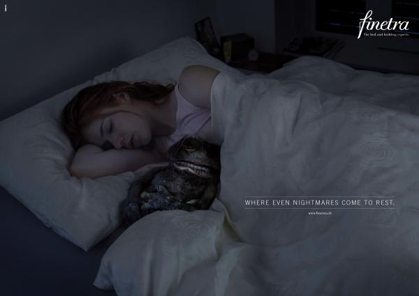Woman, Finetra, KSB/SJ, Печатная реклама
