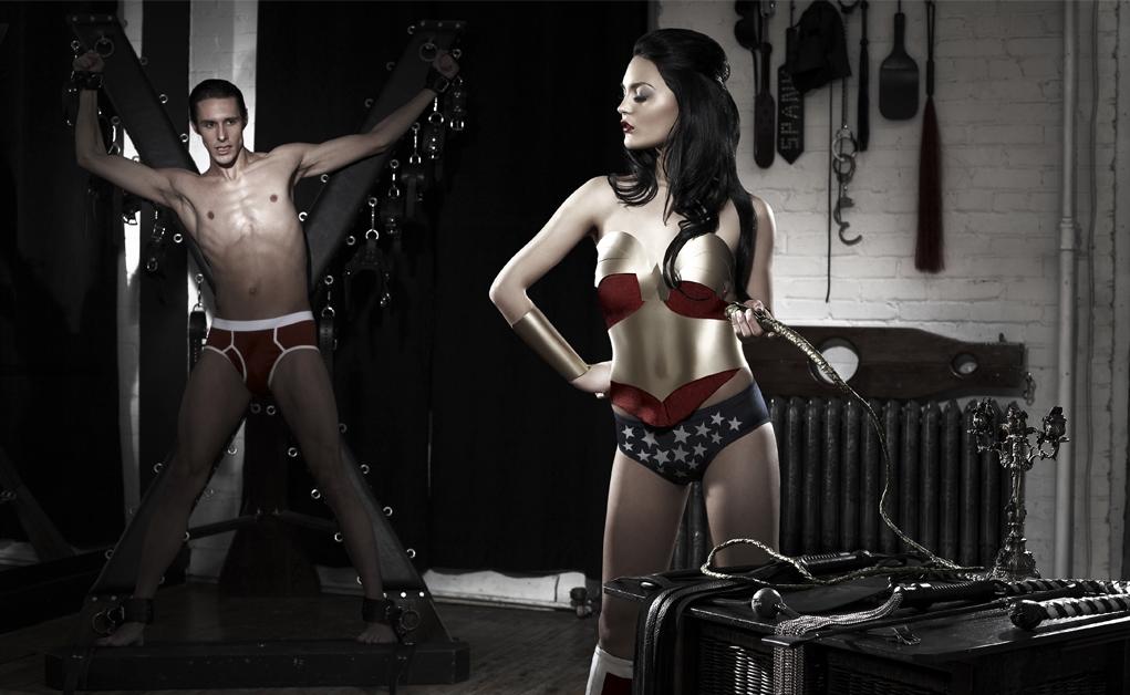 foto  Серые будни супергероев