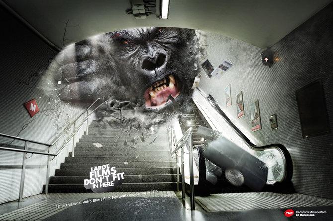 reklama 2  Креативные рекламные принты: №7