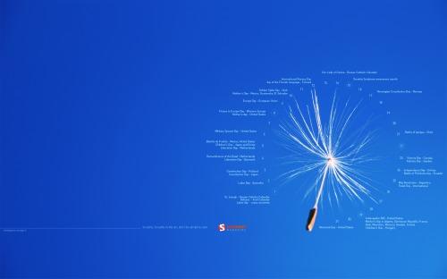 Breathe In The Air 65 in Desktop Wallpaper Calendar: May 2011