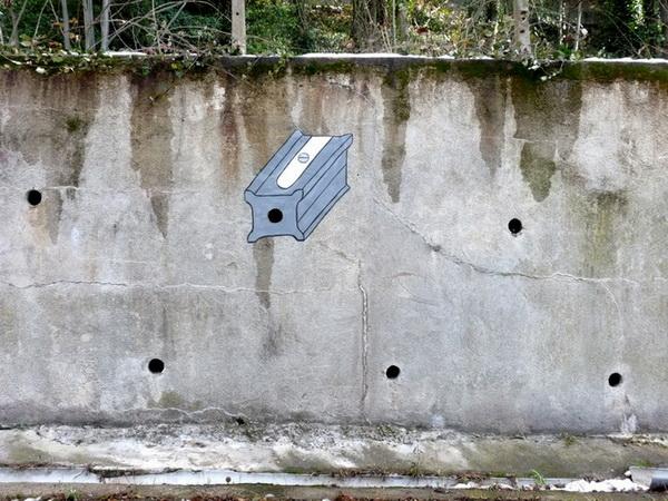 iskusstvo  Позитивный стрит арт: часть первая