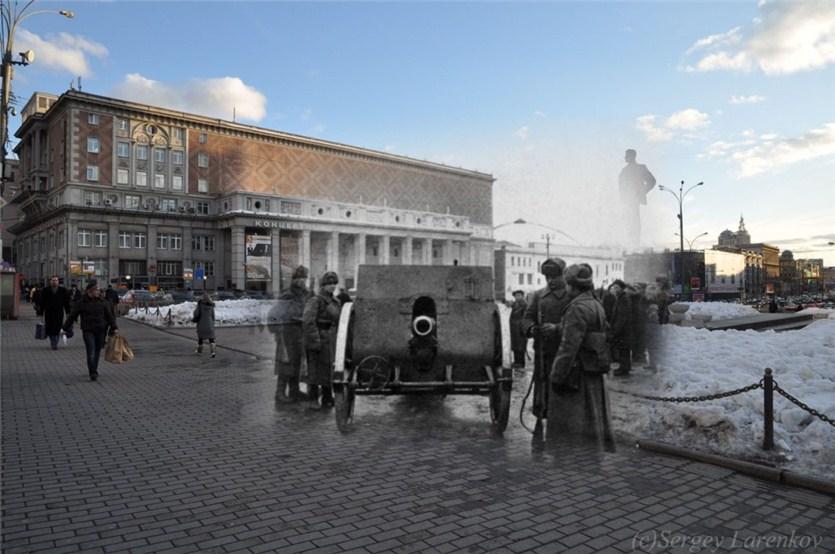 foto  Эхо войны: фотопроект Сергея Ларенкова