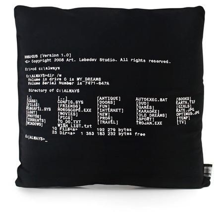 grafika i dizayn  Самые необычные и креативные подушки