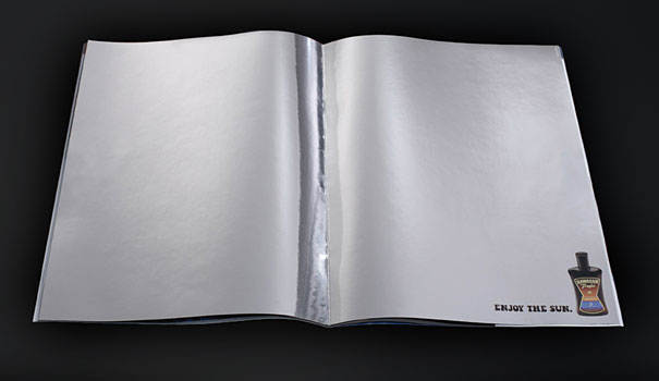 reklama 2  Креативная реклама на журнальных разворотах: часть первая