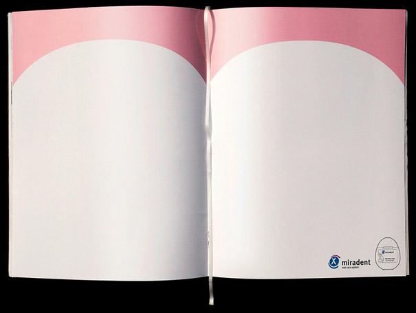 reklama 2  Креативная реклама на журнальных разворотах: часть вторая