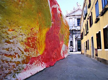 reklama 2  Жвачный креатив на улицах Венеции