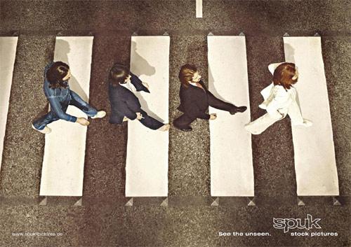 reklama 2  Неизвестные ракурсы известных фотографий