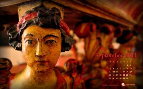 La Mesa 50 in Desktop Wallpaper Calendar: September 2011
