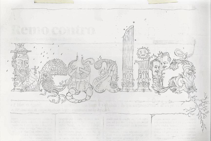 grafika i dizayn  Шрифтовое искусство