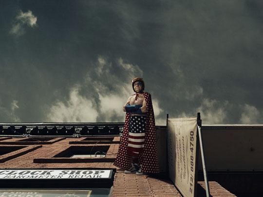 foto  Возвращение бабушки супергероя