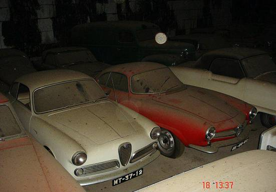 Giulietta Sprint, Giulia Sprint Speciale (SS), Нэш митрополита.
