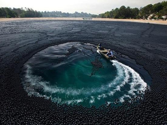 mir  Самое необычное водохранилище в мире