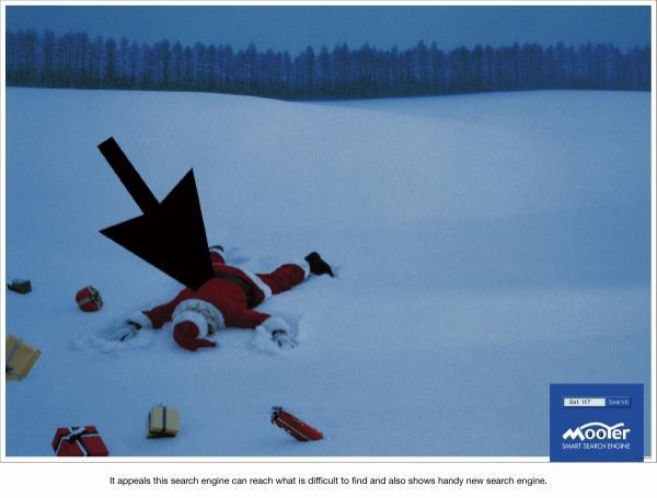 35 Рождественская реклама (40 фото)
