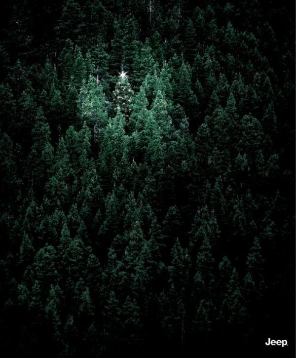 22 Рождественская реклама (40 фото)