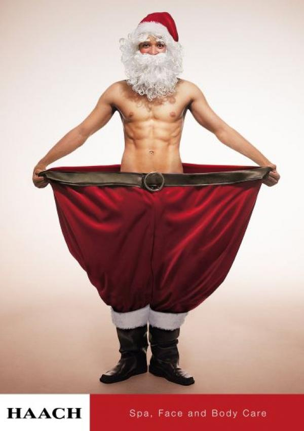25 Рождественская реклама (40 фото)
