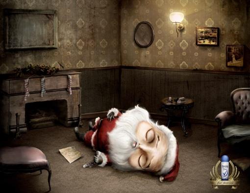 26 Рождественская реклама (40 фото)