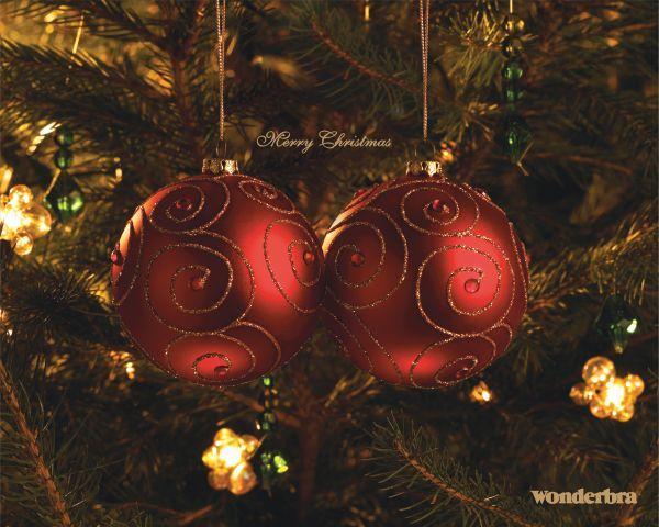 28 Рождественская реклама (40 фото)
