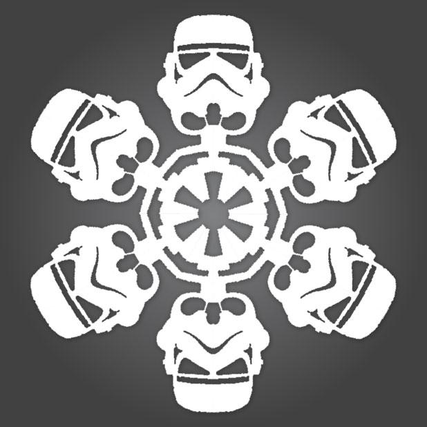 """uncategorized  Новый год в стиле """"Звездных войн"""""""