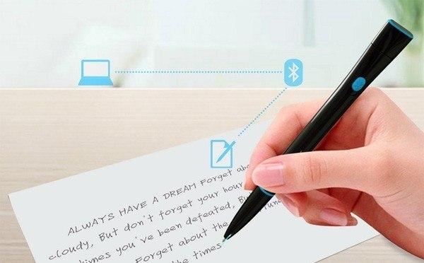 gadzhetyi 2  Recorder Pen: дань традициям