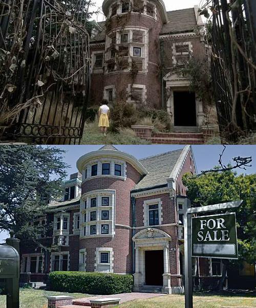 """uncategorized  Дом из """"Американской истории ужасов"""" продается"""