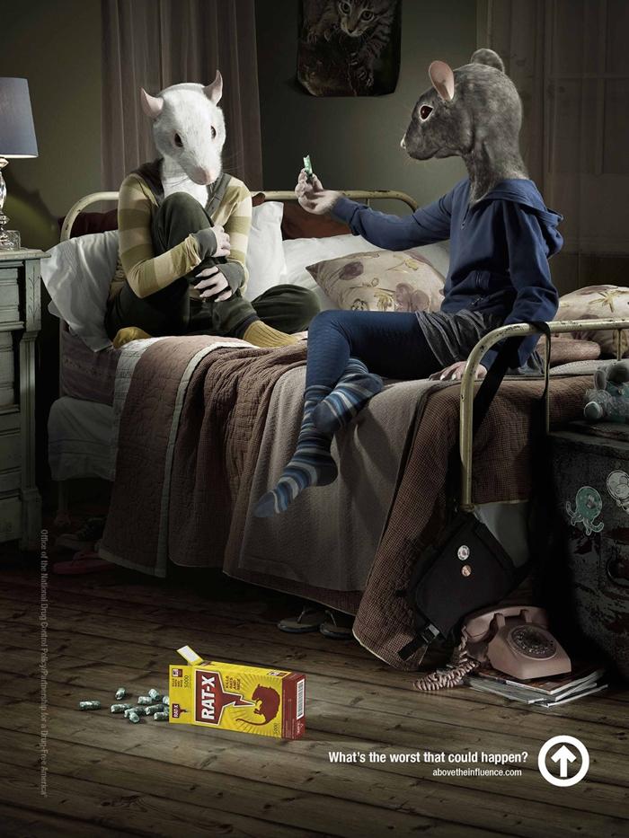 reklama 2  Креативные рекламные принты: №9
