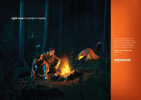 Лучшая реклама первой половины февраля 2012