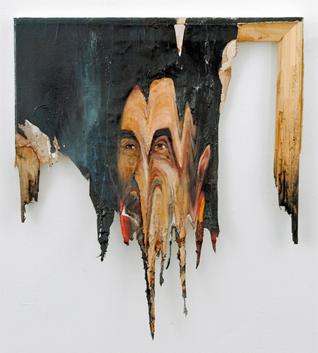 Melted Painting