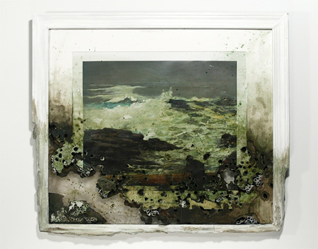 Valerie Hegarty Destroyed Paintings