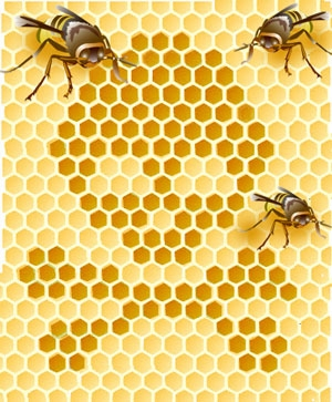 interesnyie faktyi  Пчелы   якудзы