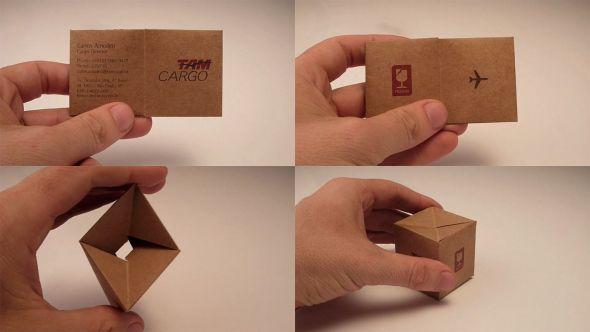 Необычные визитки (10 фото)