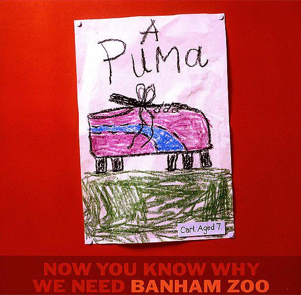 reklama 2  Креативная реклама зоопарков