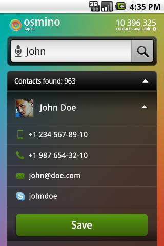Программы Для Андроид Контакты На Телефоне