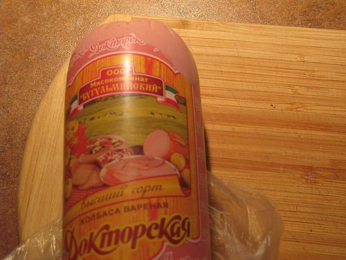 uncategorized  Интересные факты о докторской колбасе