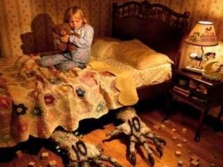 chelovek  Почему снятся кошмары?